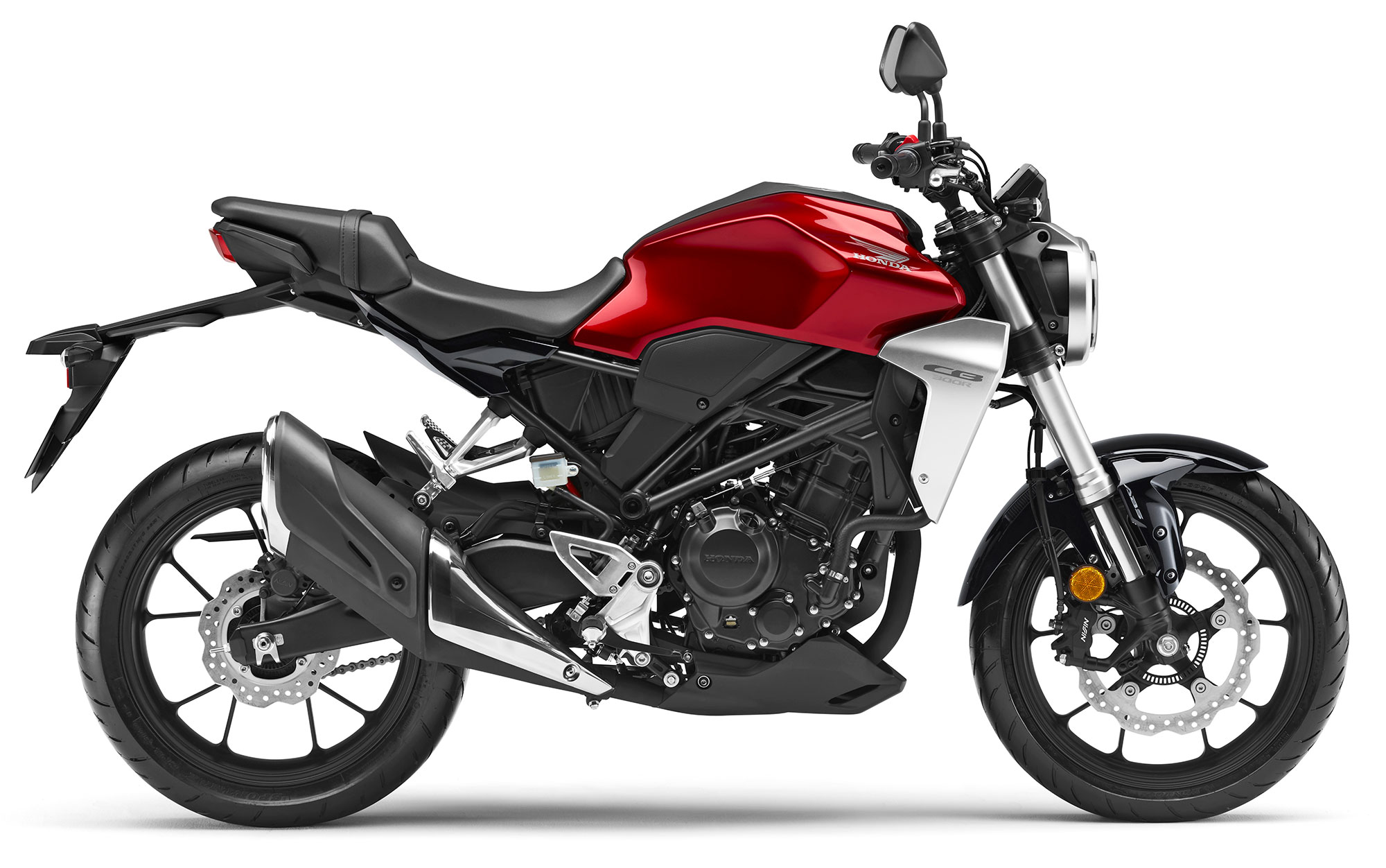 Hondas New 2019 Cb300r Will Be In Us Dealers July 2018 Citybike