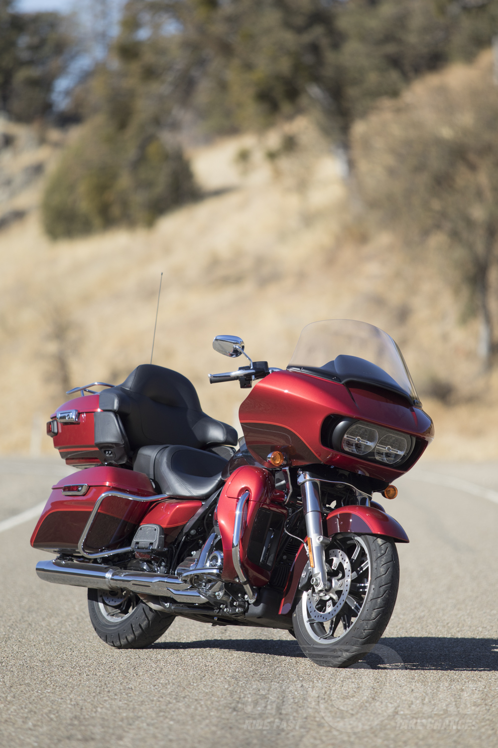 Project H-D Ultra: 2018 Harley-Davidson Road Glide Ultra | CityBike
