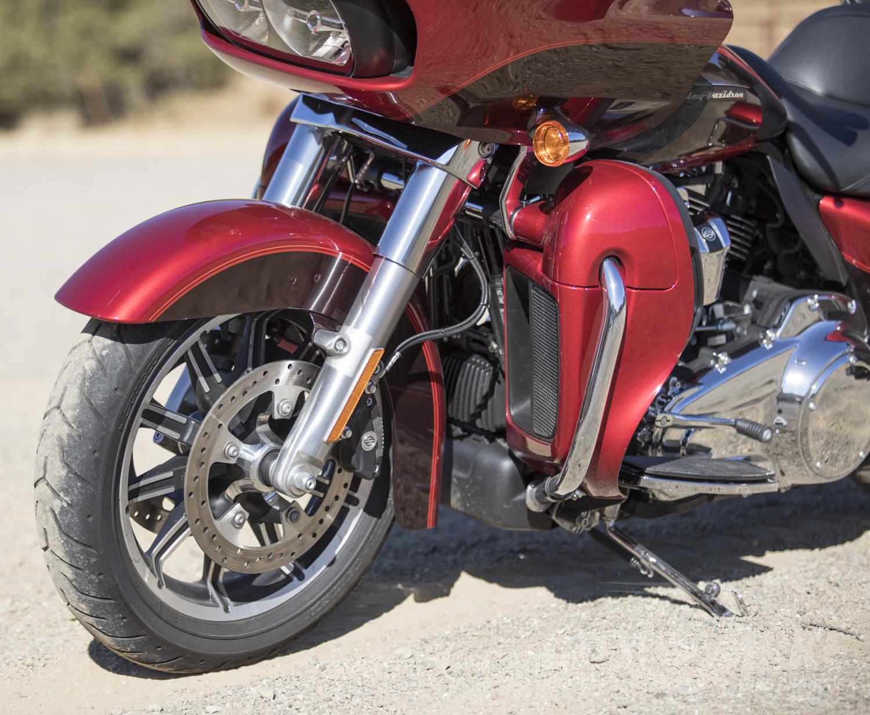 Project H-D Ultra: 2018 Harley-Davidson Road Glide Ultra