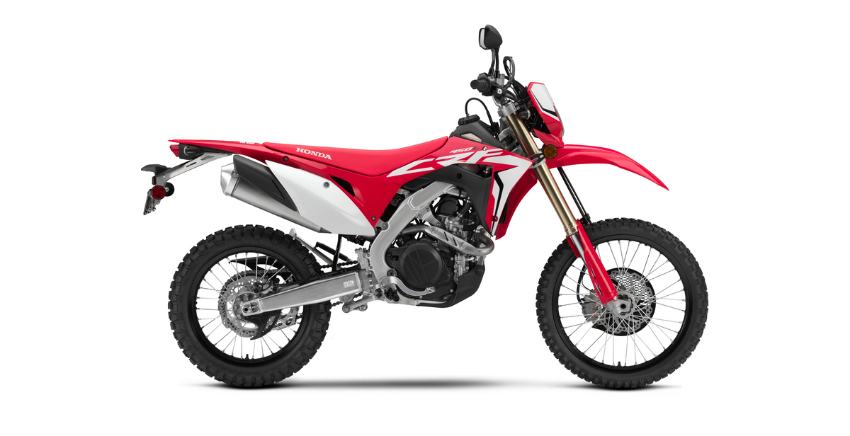 Finally Hondas New 2019 Crf450l Coming In September Citybike