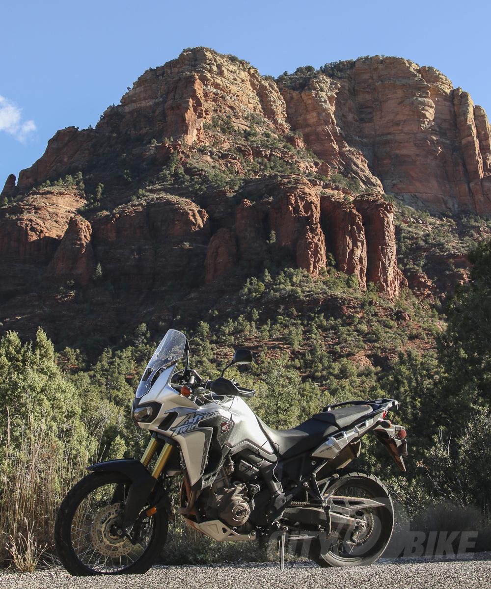 Our Arizona Twin Aka Honda Africa