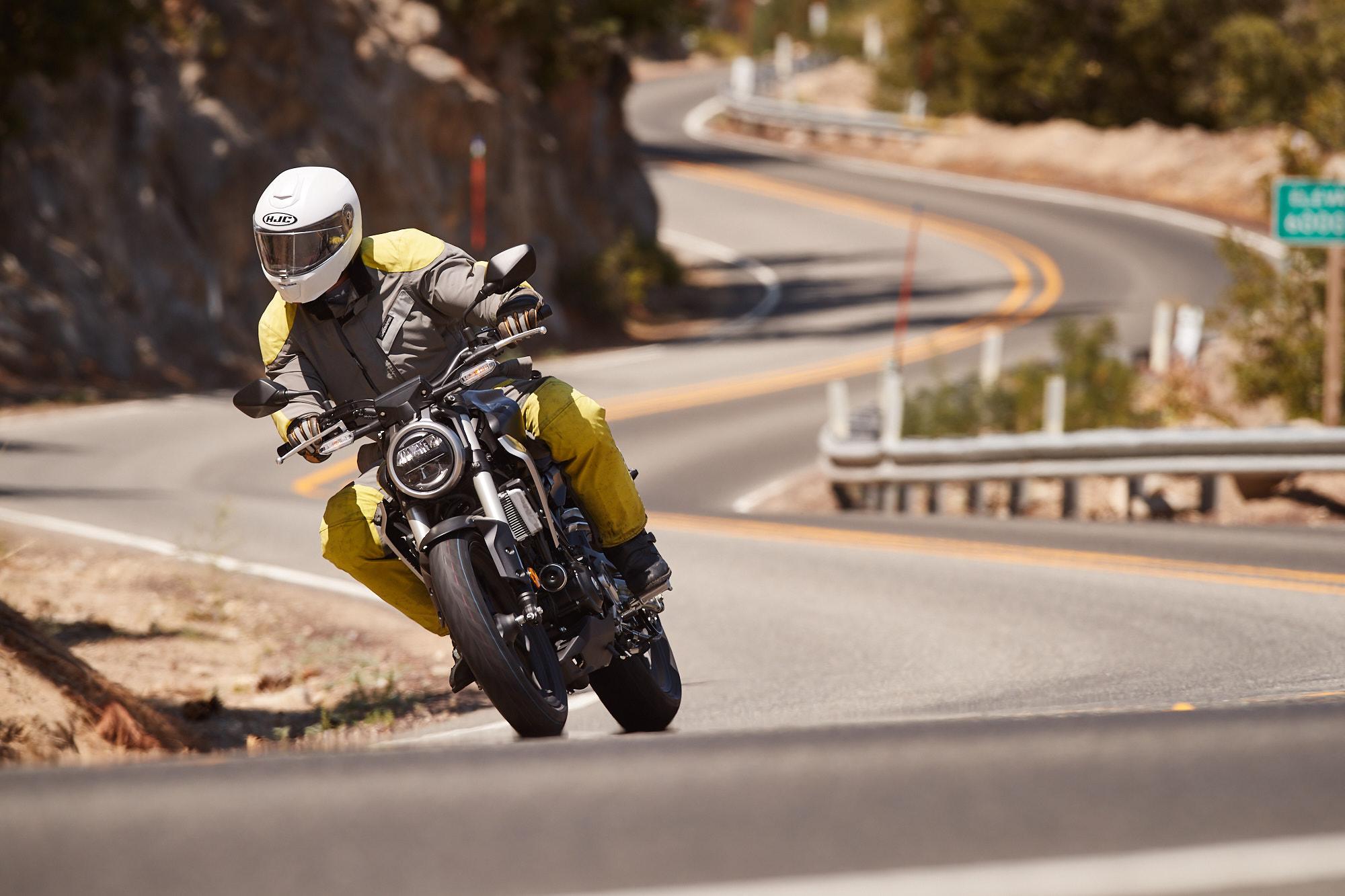 Breaking In Hondas New Cb300r Citybike Magazine