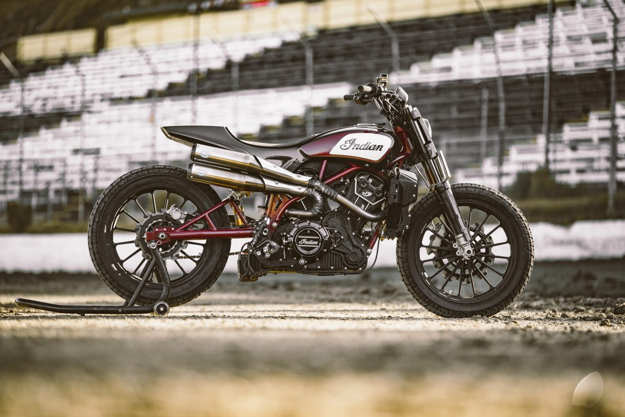 Custom Indian Motorcycle For Sale >> Indian Will Actually Produce The Ftr 1200 Citybike Magazine