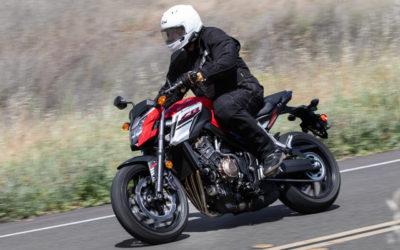 2018 Honda CB650F ABS Feature