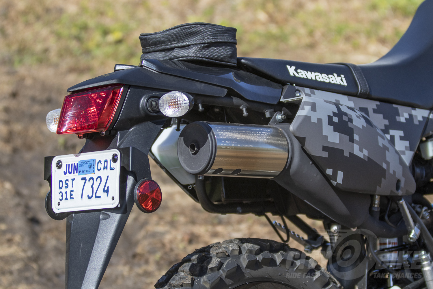 Middle of the Off-Road: Is Kawasaki's KLX250 Just Right? | CityBike