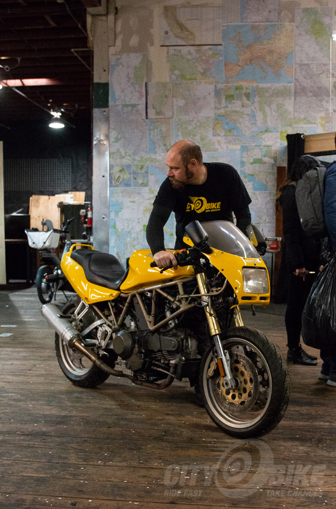 Ducati DIY: Moto Guild SF's Valve Adjustment Workshop | CityBike