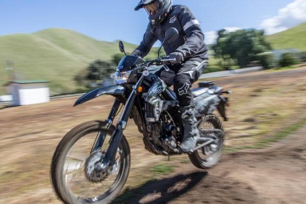 Kawasaki KLX250 Feature