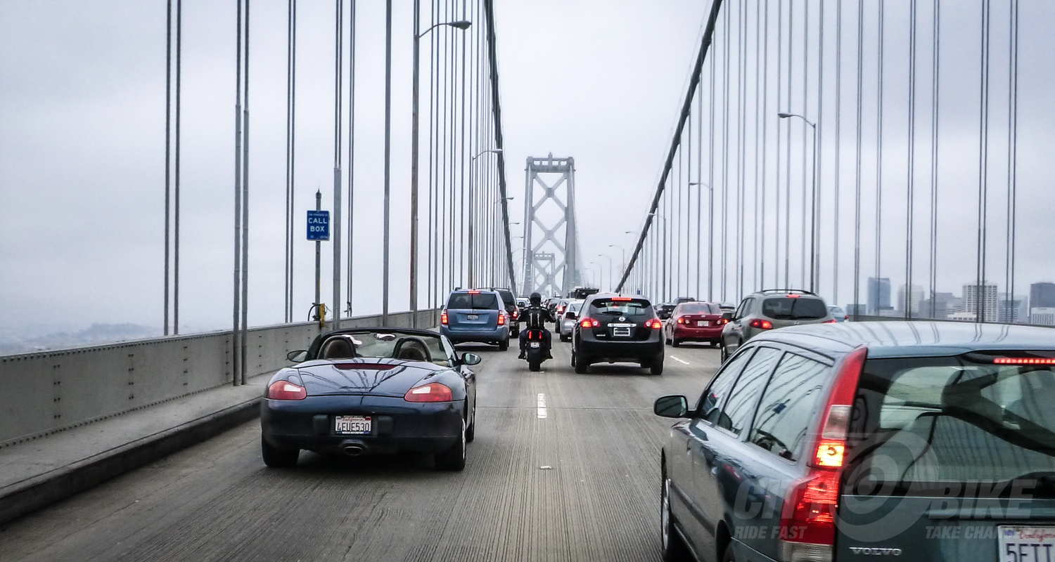 California Lane Splitting Tips FINALLY Released
