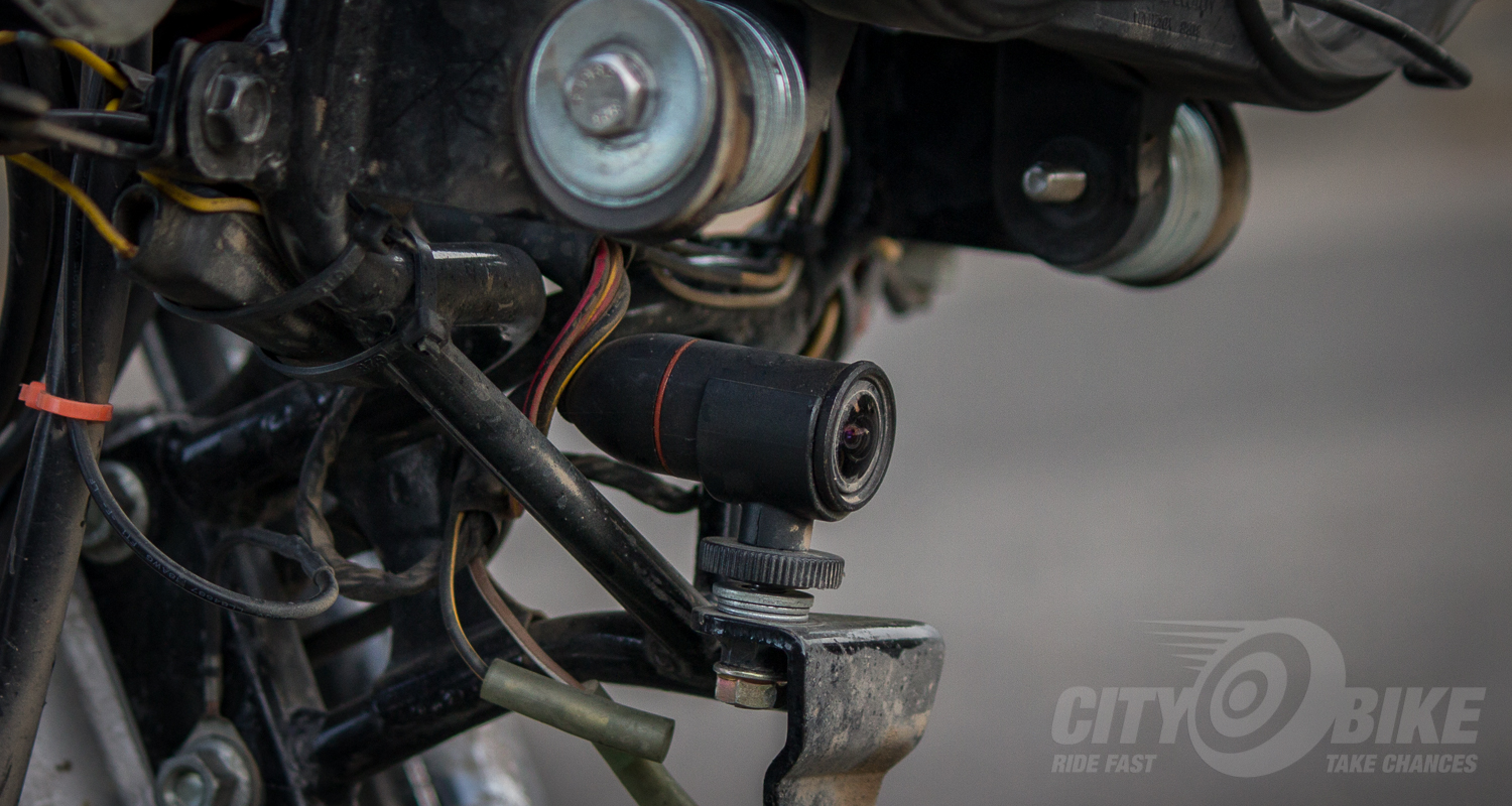 Innovv C3 motorcycle action camera / dashcam