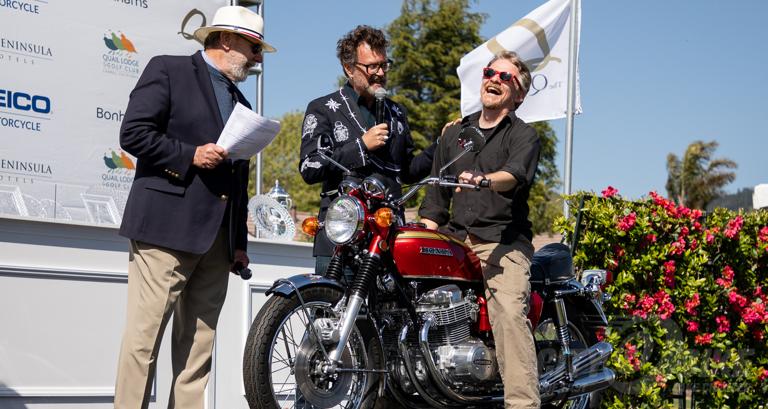 The 2019 Quail Motorcycle Gathering, or How I Didn't Win a Damn